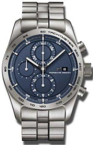 Porsche Design Chronotimer Series 1 Watch Titan