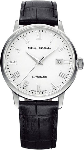 Sea-Gull D819.613 Watch Silber