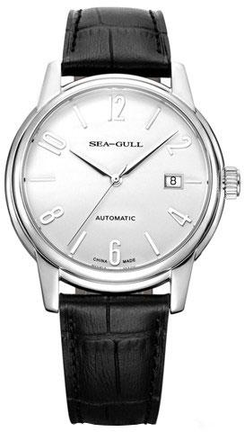 Sea-Gull D819.615 Automatic Watch Silver
