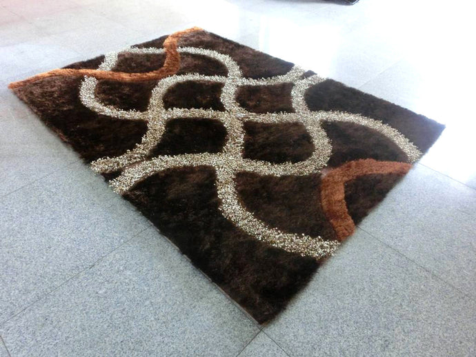 A15 Brown Area Rug