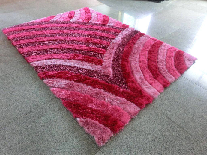 A16 Pink Area Rug