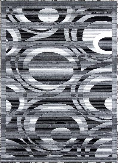 Black/White Area Rug - Rug Tycoon