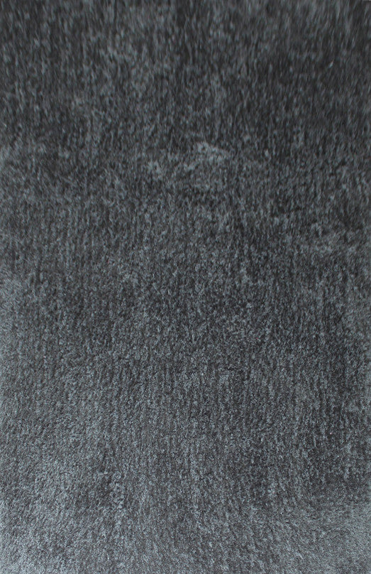 EN0000 Dark Grey Area Rug