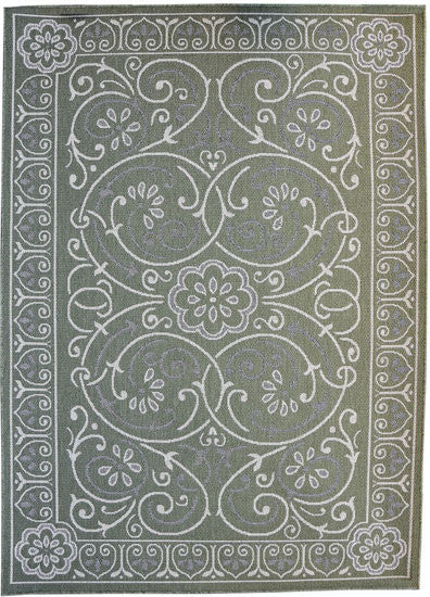 H15 Brown Area Rug