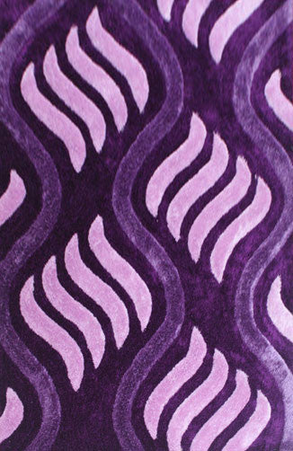 IS2 Purple Area Rug