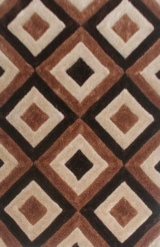 IS7 Brown Area Rug - Rug Tycoon