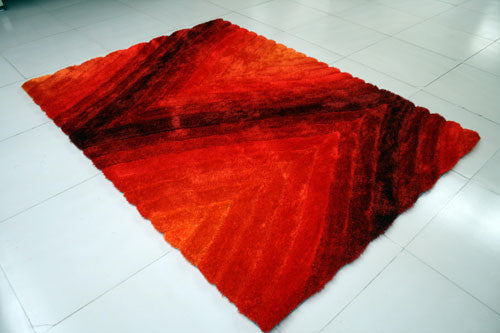 IS5 Orange Area Rug