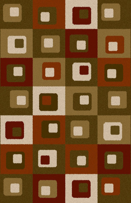 Aran Gray/Brown Area Rug - Rug Tycoon