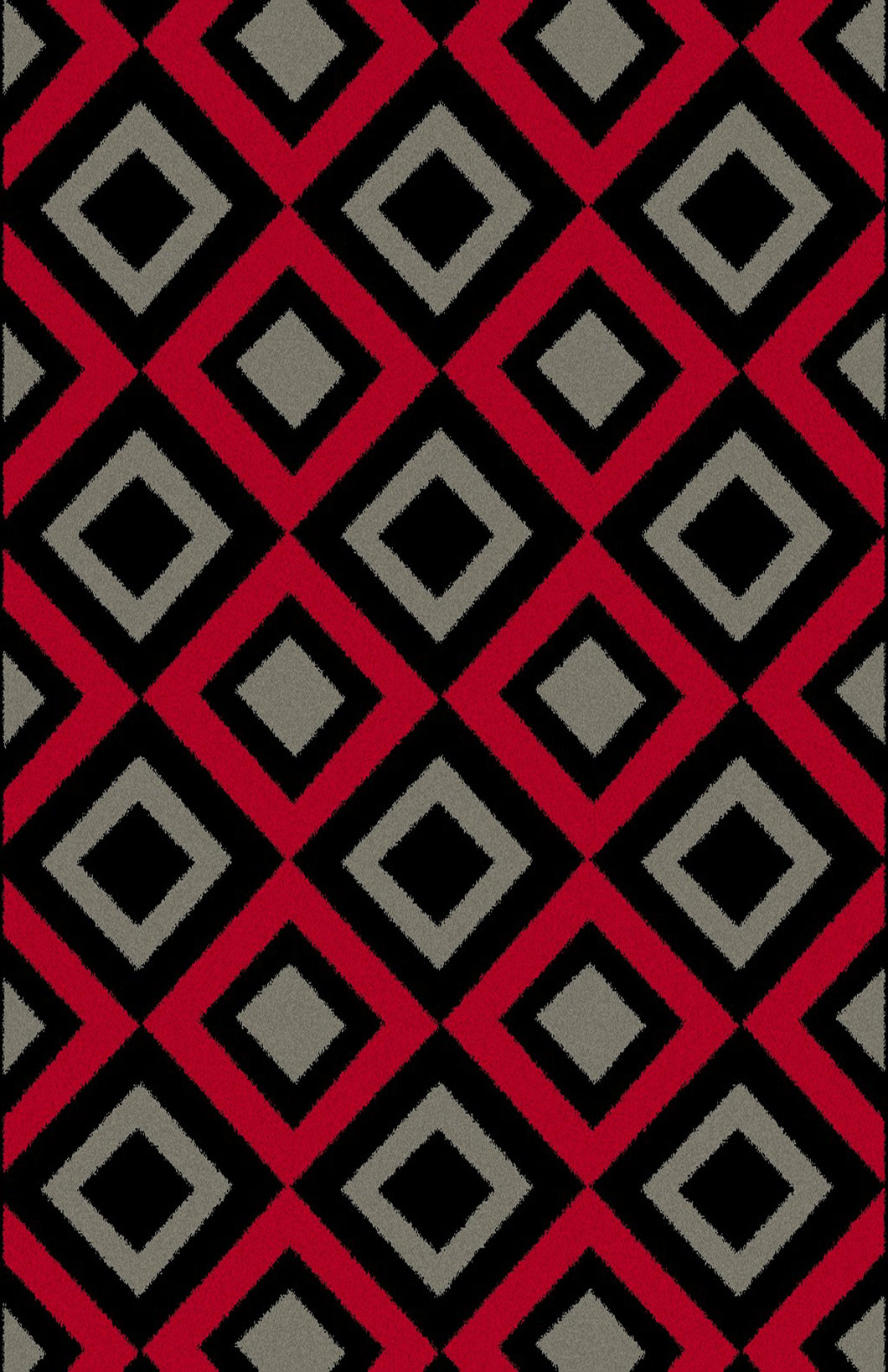 Lawanna Brown/Red Area Rug