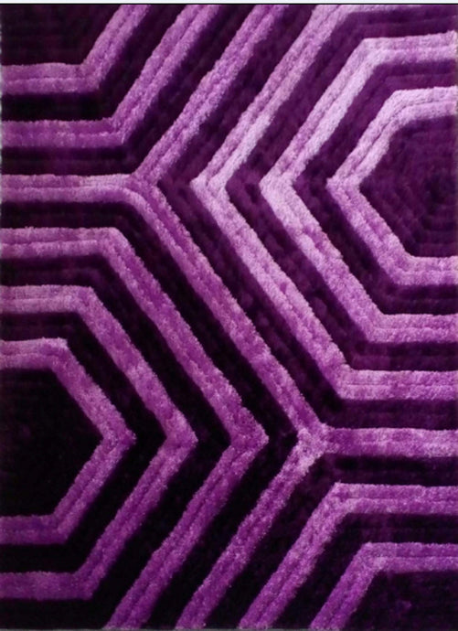 Purple Area Rug