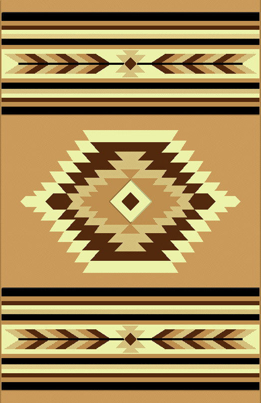 NS3 Berber Area Rug