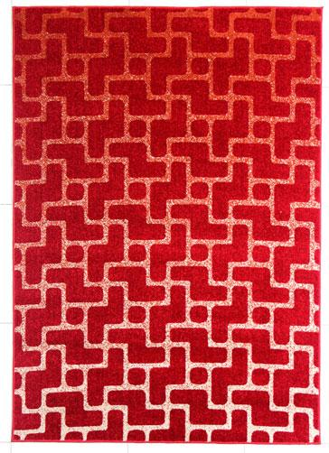 Red Area Rug