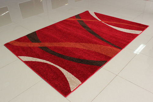 PRT1616 Red Area Rug
