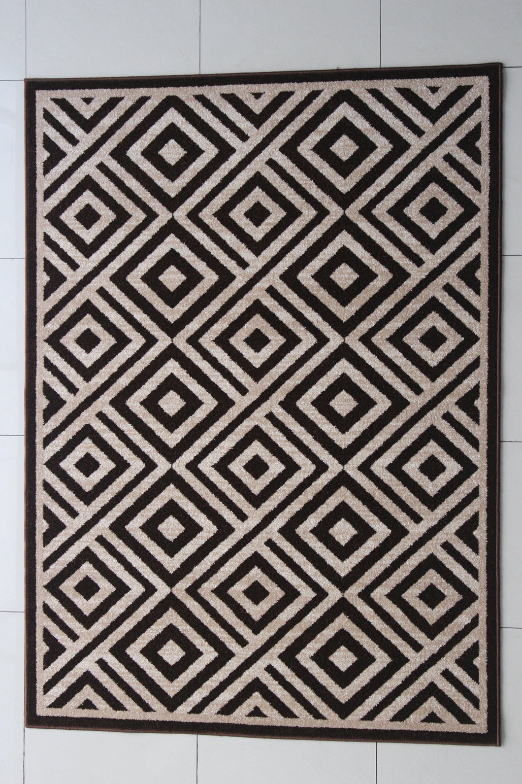 Brown/Berber Area Rug - Rug Tycoon
