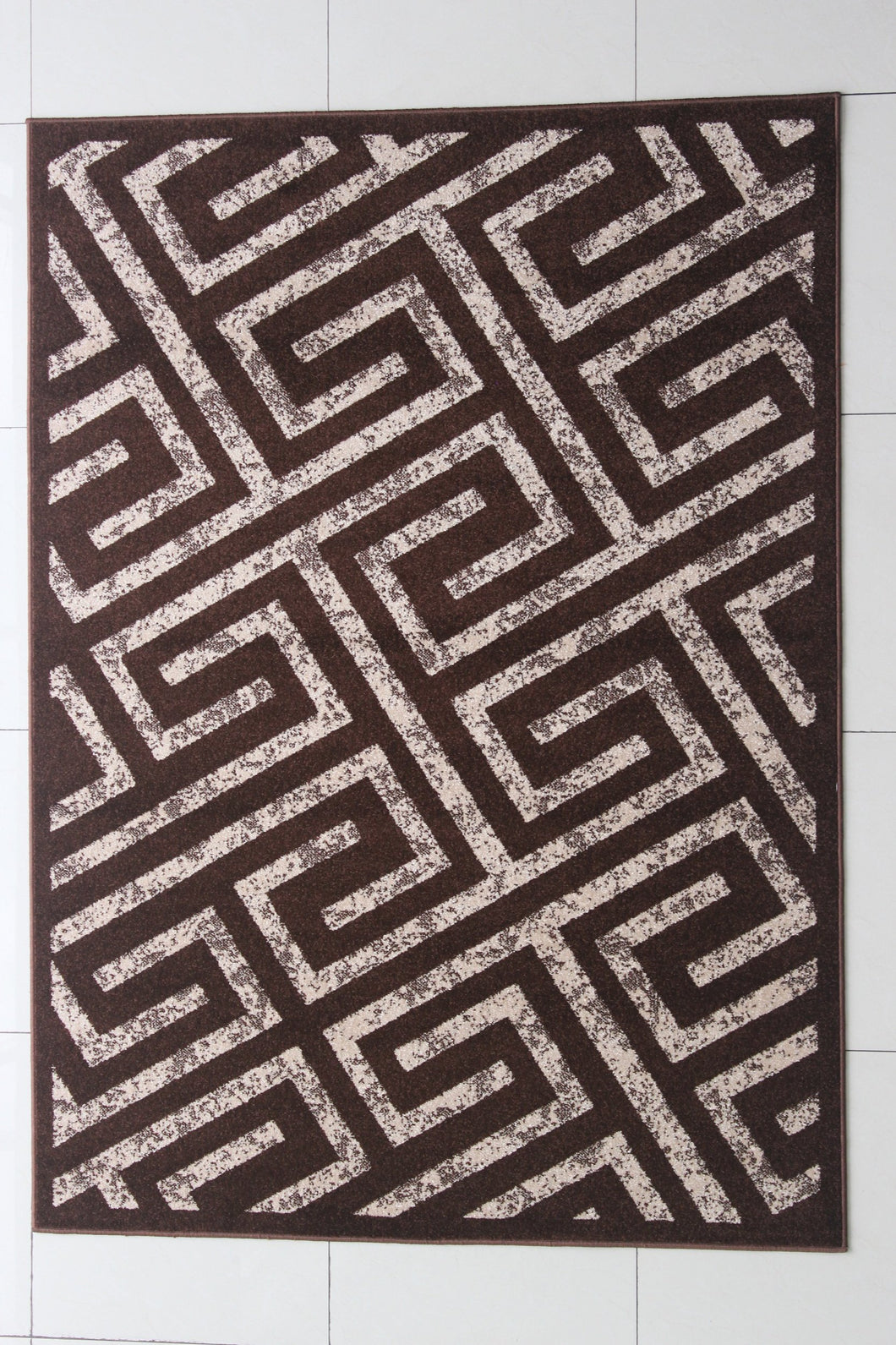 Brown Berber Area Rug - Rug Tycoon