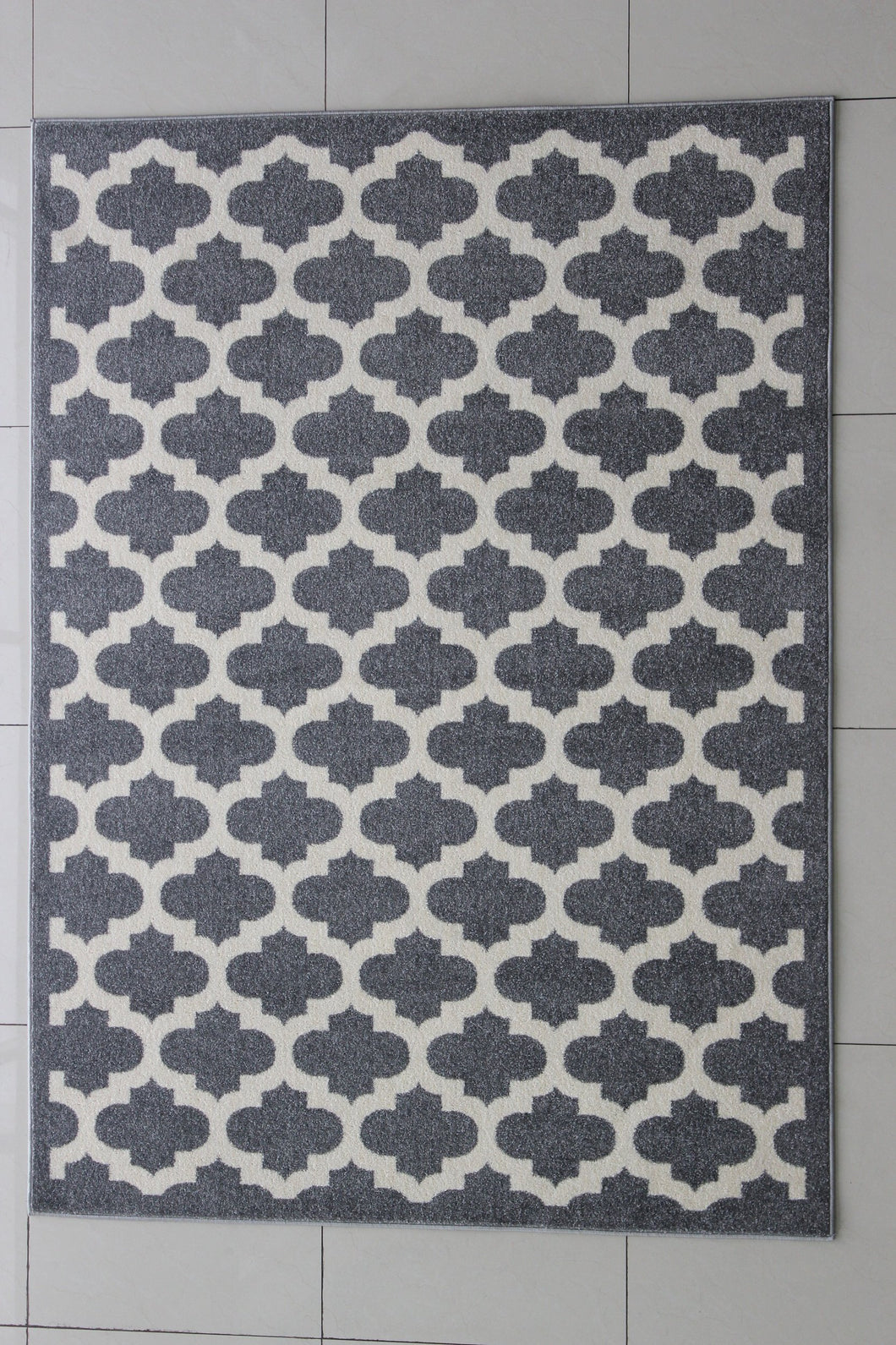 Gray/Ivory Area Rug