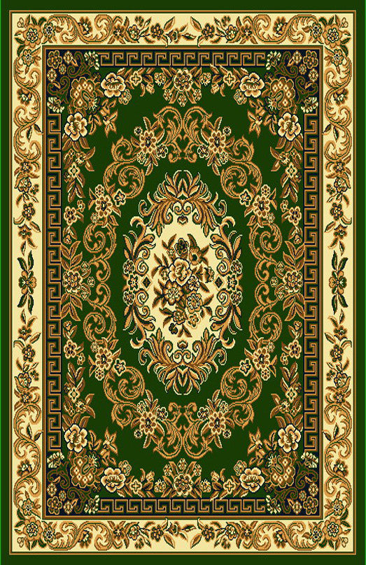 R401 Sage GreenR Area Rug
