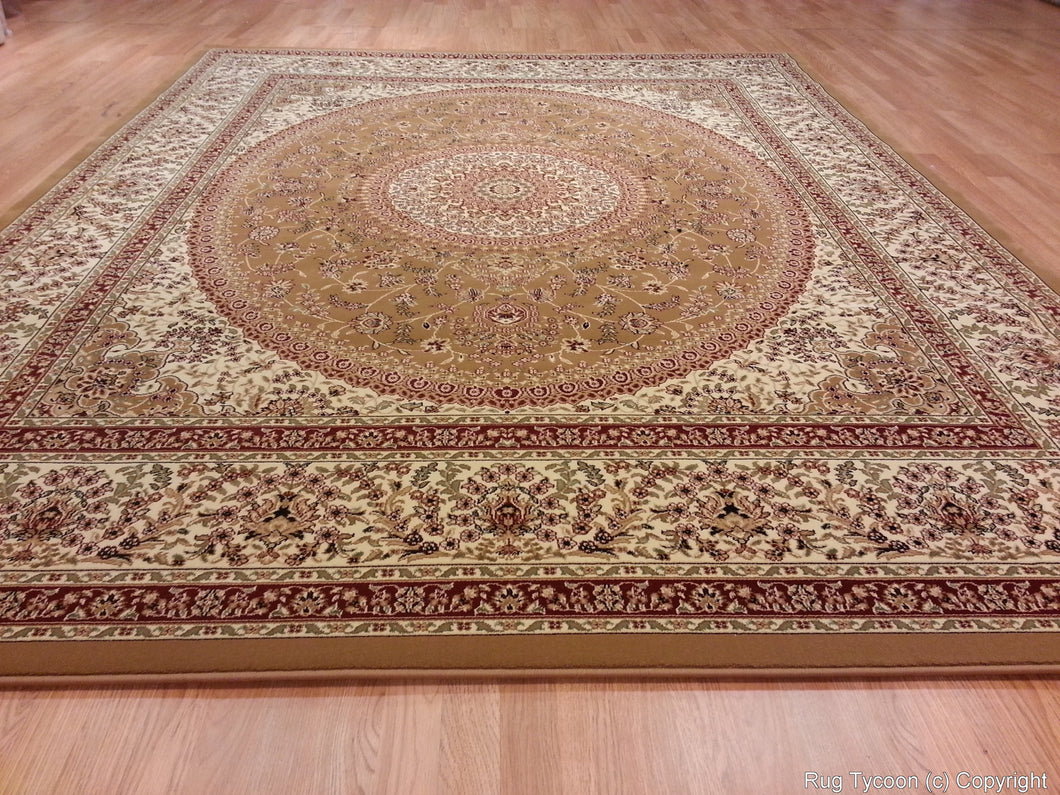 T03 Gold Area Rug