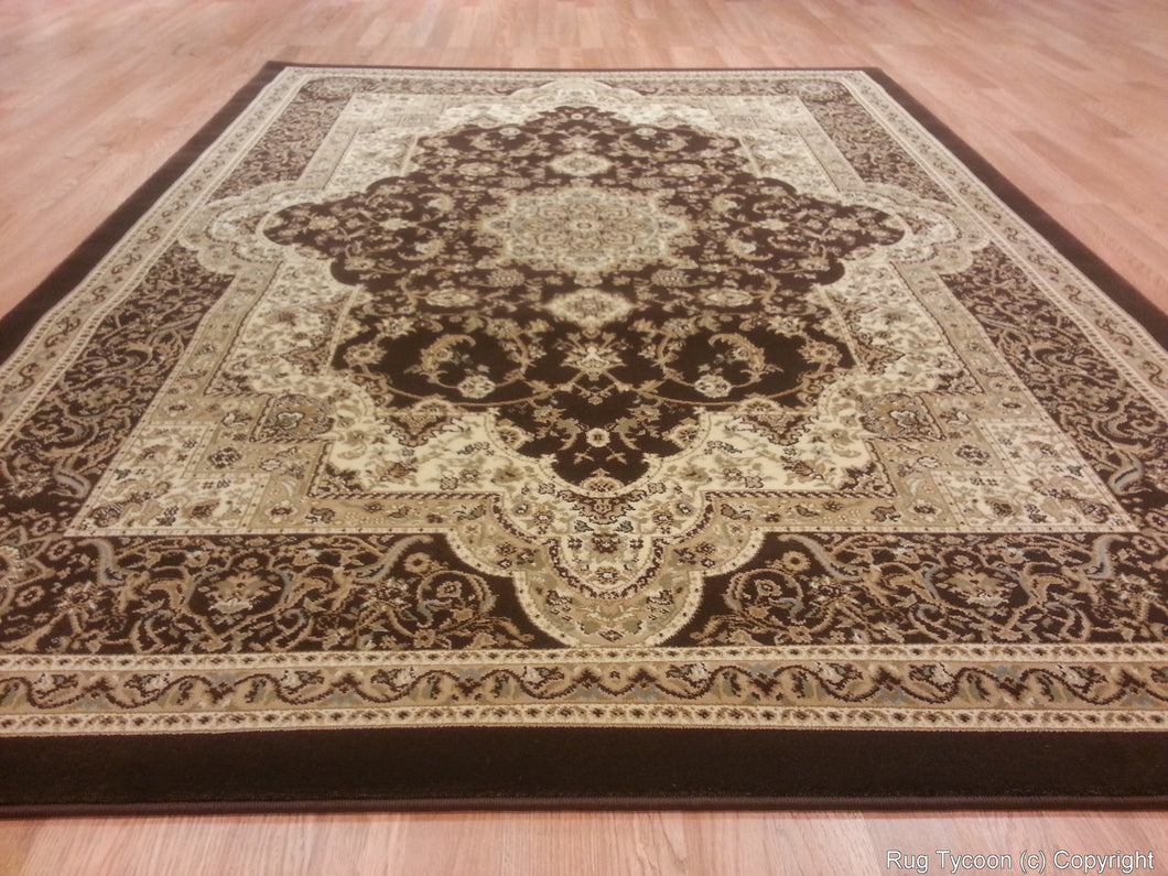 T04 Brown Area Rug