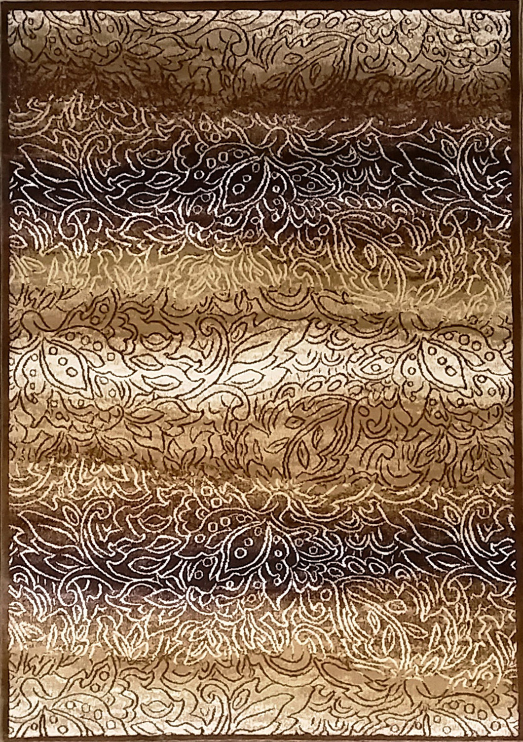 Ravensdale Brown Area Rug
