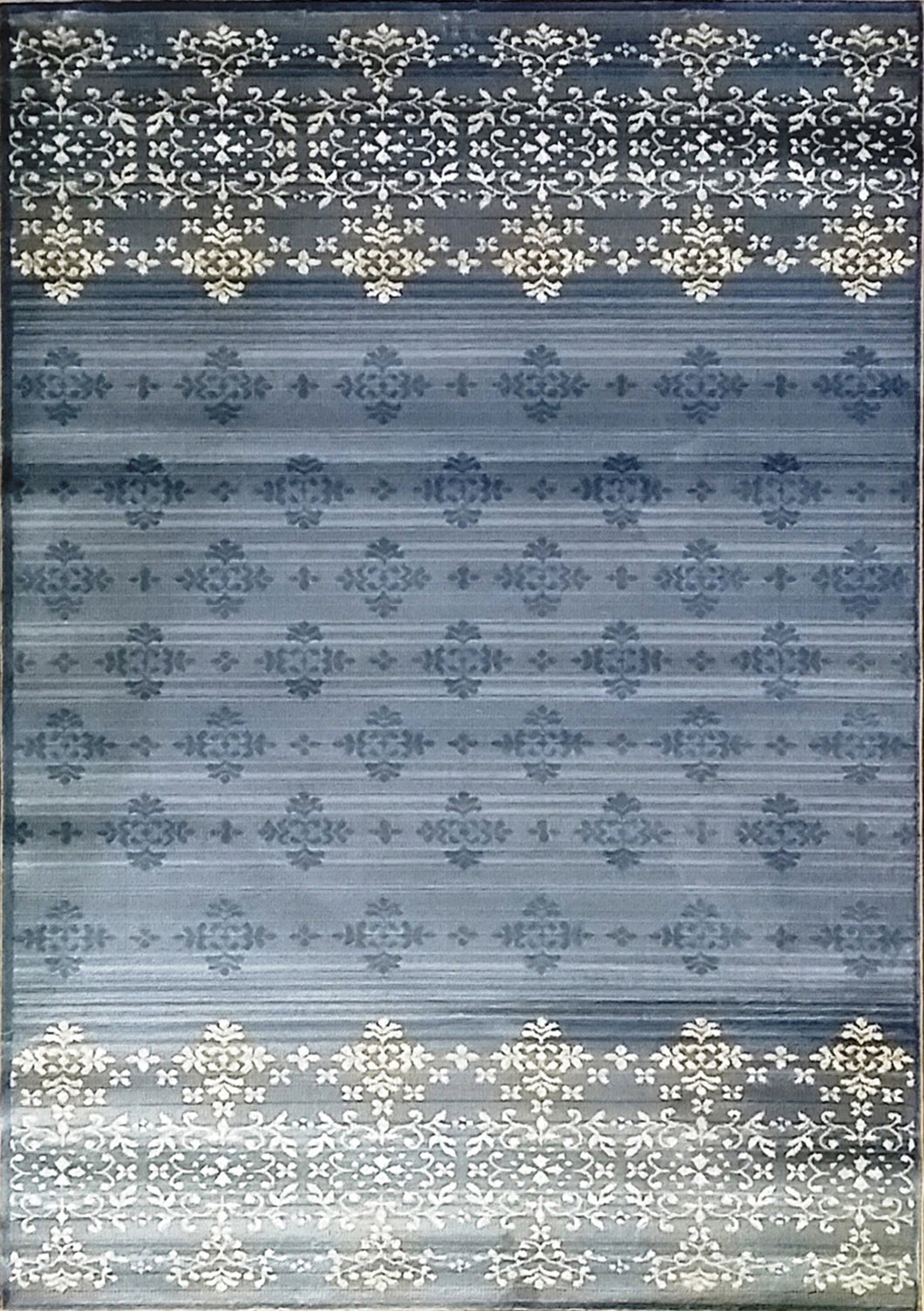 Cahlil Dark Blue Area Rug