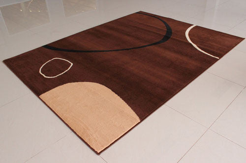 W1508 Brown Area Rug