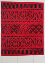 Harwood Red Area Rug