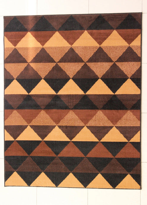 Wofford Black Area Rug