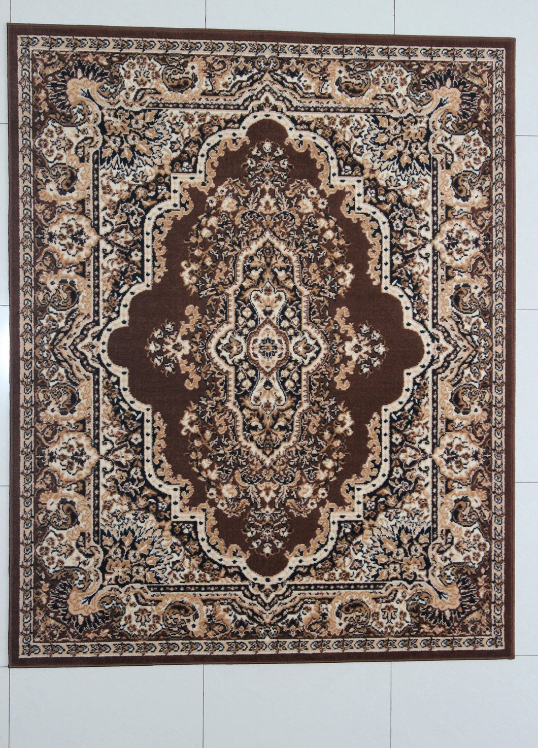 Raynerson Brown Area Rug