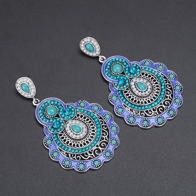 New arrival chandelier earrings blue colour imitation pearl new arrival chandelier earrings blue colour imitation pearl jewellery fashionvear mozeypictures Image collections