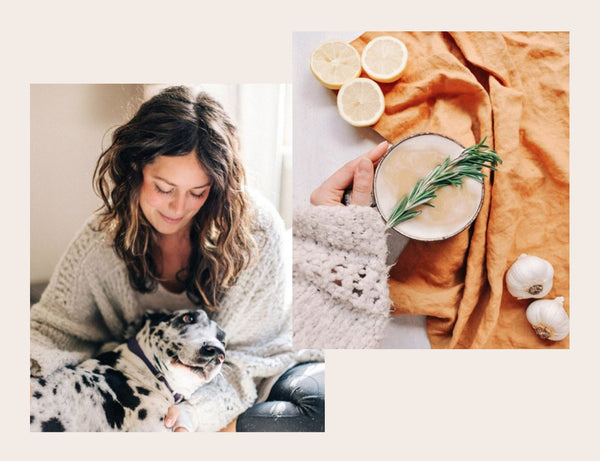 Wabi-Sabi Botanicals Courtney Kahla Best Wellness Blog
