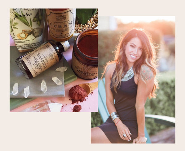 Wabi-Sabi Botanicals Amy Contreras Holistic Babe Best Wellness Blogs
