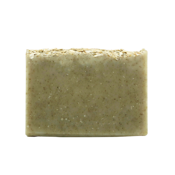Soothing Oat Milk & Nettle Cleansing Bar