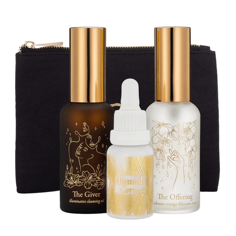 Create-Your-Own 3 Steps To Glow Skincare Set | Gift Set