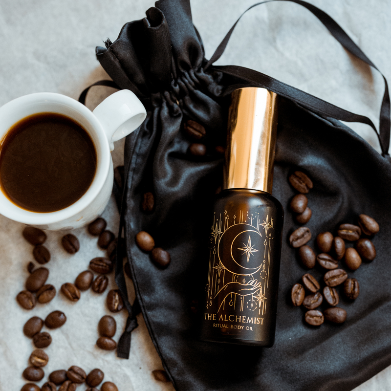 The Alchemist Ritual Body Oil | Vanilla Coffee | Limited Edition