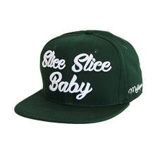 SLICE SLICE BABY - SNAPBACK CAP - HUNTER GREEN
