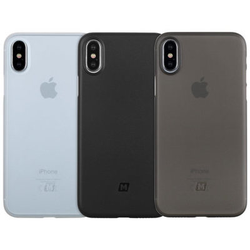 MOMAX Iphone X утасны ULTRA SLIM  0.4mm гэр