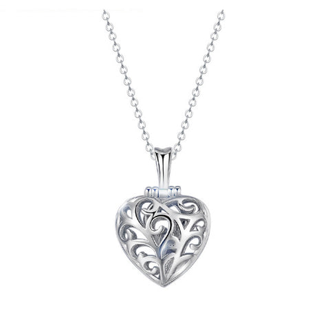 Ella heart love pendant