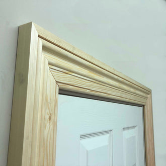 Victorian Timber Architrave 105mm x 32mm ARC008 - PlasterCeilingRoses.com