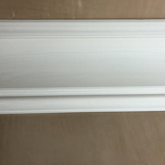 Large Victorian Plain Oxford Coving LPC070 Drop 160MM Projection 330MM - PlasterCeilingRoses.com