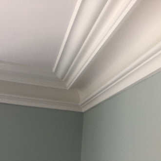 London Swan Neck Coving 150MM, LPC073