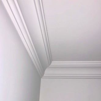 Plaster Coving Classic 85MM MPC010