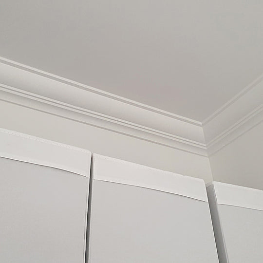 Plaster Coving Ogee 95mm Drop MPC047