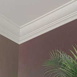Plaster Coving Ogee 95mm Drop MPC047 - PlasterCeilingRoses.com