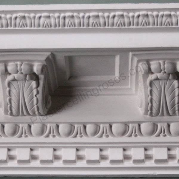 Plaster Coving Victorian Entrance Hall 175mm Drop LPC019