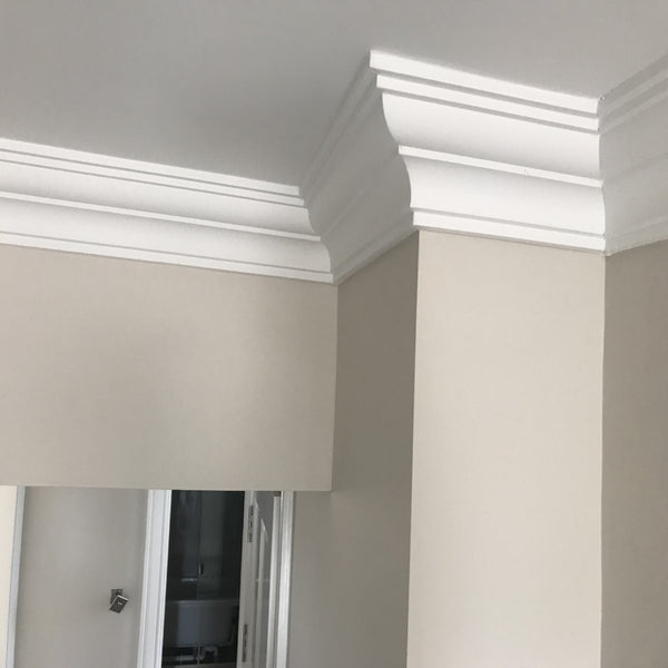 Plaster Coving 110mm MPC051