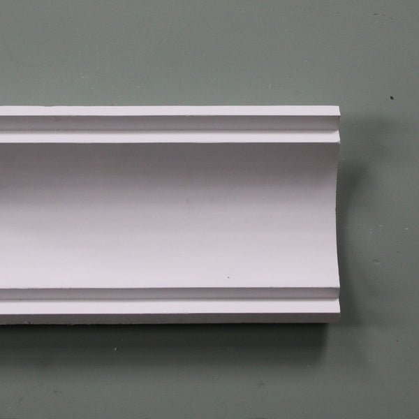 Plaster Coving Large Plain 150mm Drop LPC013 4