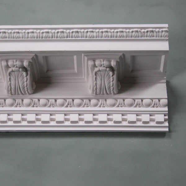 Plaster Coving Victorian Entrance Hall 175mm Drop LPC019 4