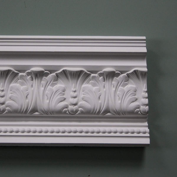 Plaster Coving Large Acanthus Leaf 165mm Drop LPC021 4