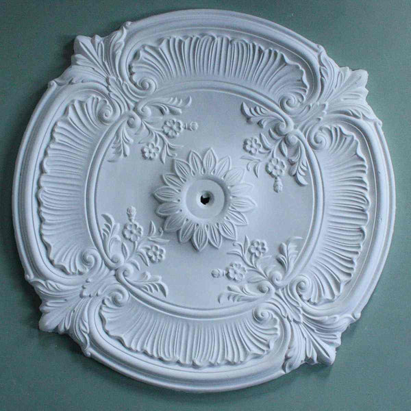 French Style Plaster Ceiling Rose 760mm dia. LPR005 - PlasterCeilingRoses.com